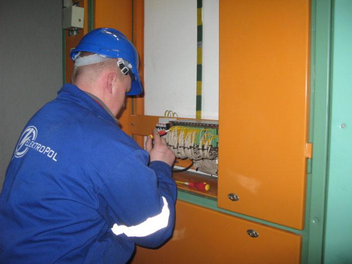 Telemechanika na stacjach energetycznych